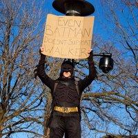 Even Batman doesn't support Walker